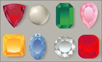 Vedic gemstone